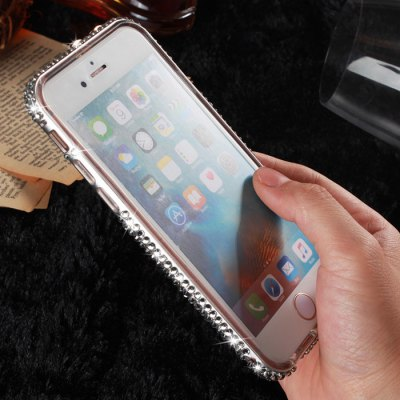 ФОТО 2 in 1 Diamond Protective Back Case for iPhone 6 / 6S / 6 Plus / 6S Plus