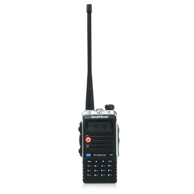 BAOFENG BF-UVB2 PIUS Walkie Talkie Automatic Keyboard Function