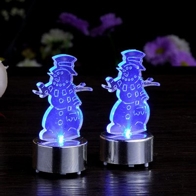 LED Clown Tealight ( 2023 Battery Include )