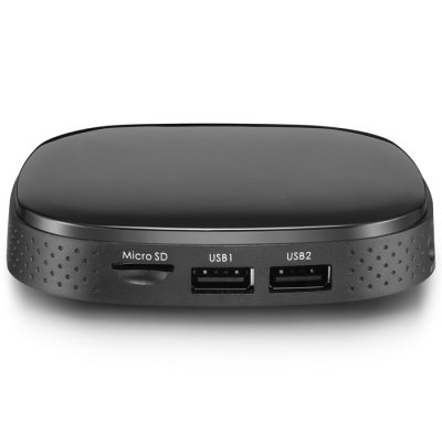 X3 TV Box Allwinner H3 Quad CoreTV Box &amp; Mini PC<br>X3 TV Box Allwinner H3 Quad Core<br><br>Type: TV Box<br>Model: X3<br>Color: Black<br>System: Android 4.4<br>GPU: Mali400MP2<br>CPU: Allwinner H3<br>Core: Quad Core, 1.2GHz, Cortex A7<br>RAM: 1G<br>ROM: 8G<br>Max. Extended Capacity: 32G<br>Video Format: MJPEG, MPEG-1, H.264, VC-1, H.265, AVS, MPEG2, VP8, MPEG4<br>Audio Format: OGG, FLAC, MP3, APE, WMA, M4A, AAC, OGA, WAV, RM<br>Photo Format: JPEG, BMP, GIF, PNG, JPG<br>Support XBMC: Yes<br>WiFi: IEEE 802.11 b/g/n<br>Power Supply: Charge Adapter<br>Interface: AV, 3.5MM Audio, TF Card, RJ45, USB2.0, DC Power Port, HDMI<br>Certificate: CE, FCC, CCC<br>System Bit: 32Bit<br>WiFi Chip: AP6210<br>KODI Pre-installed: Yes<br>KODI Version: 14.2<br>Firmware Version: Android 4.4<br>Product Weight: 0.196 kg<br>Package Weight: 0.568 kg<br>Product Size (L x W x H): 9.8 x 9.8 x 2.23 cm / 3.85 x 3.85 x 0.88 inches<br>Package Size (L x W x H): 19.5 x 15.3 x 7 cm / 7.66 x 6.01 x 2.75 inches<br>Package Contents: 1 x X3 TV Box, 1 x Remote Control, 1 x HDMI Cable, 1 x 5V / 2A Adapter, 1 x English User Manual