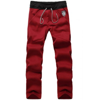 Hooded Badge Embroidery Long Sleeve Mens Sherpa Hoodie Suit(Hoodie+Pants)Mens Hoodies &amp; Sweatshirts<br>Hooded Badge Embroidery Long Sleeve Mens Sherpa Hoodie Suit(Hoodie+Pants)<br><br>Material: Cotton,Polyester<br>Clothing Length: Regular<br>Sleeve Length: Full<br>Style: Fashion<br>Weight: 0.770KG<br>Package Contents: 1 x Hoodie 1 x Pants