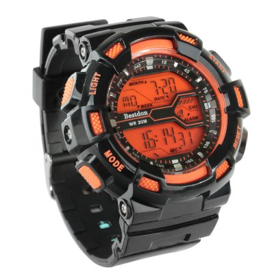 Bestdon BD5517G Male LED Sports Watch