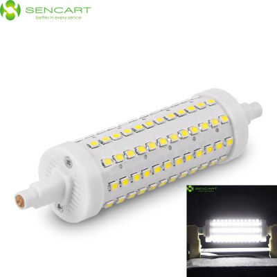 Sencart 15W R7S SMD 2835 1200Lm Dimming LED Horizontal Plug Lamp
