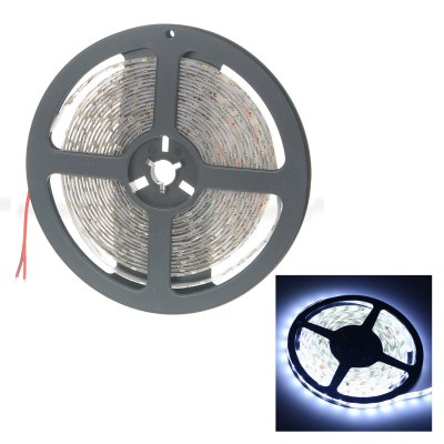 HML 5M 60 SMD 2835 / M Waterproof LED Ribbon LightLED Strips<br>HML 5M 60 SMD 2835 / M Waterproof LED Ribbon Light<br><br>Brand: HML<br>Model: 2835<br>Type: LED Strip<br>Chip Brand: Epistar<br>Connector Type: Wired<br>Light Color: White, Warm White, RGB<br>Voltage (V): DC12<br>Output Power(W): 24W<br>Theoretical Lumen(s): 2400Lm<br>Actual Lumen(s): 2100Lm<br>Features: Cuttable, Low Power Consumption, IP-65<br>Length (m): 5<br>LED Type: SMD-2835<br>Number of LEDs: 60 SMD 2835 / M<br>Material: FPC<br>Product weight: 0.098 kg<br>Package weight: 0.140 kg<br>Product size (L x W x H): 15 x 15 x 1.3 cm / 5.90 x 5.90 x 0.51 inches<br>Package size (L x W x H): 16 x 16 x 2.3 cm / 6.29 x 6.29 x 0.90 inches<br>Package Contents: 1 x LED Strip Light