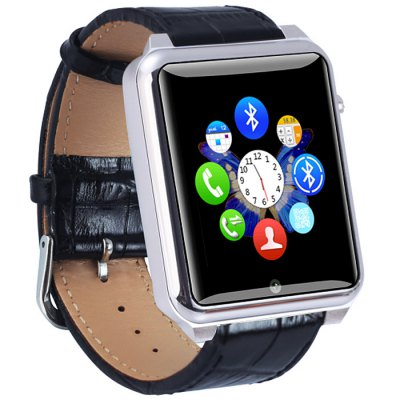 J68 Smartwatch PhoneSmart Watch Phone<br>J68 Smartwatch Phone<br><br>Type: Watch Phone<br>CPU: MTK6260<br>External Memory: TF card up to 32GB (not included)<br>Wireless Connectivity: Bluetooth,GSM<br>Network type: GSM<br>Frequency: GSM850/900/1800/1900MHz<br>Bluetooth: Yes<br>Screen type: Capacitive<br>Screen size: 1.54 inch<br>IPS: Yes<br>Screen resolution: 240 x 240<br>Camera type: Single camera<br>Front camera: 0.3MP<br>Video recording: Yes<br>SIM Card Slot: Single SIM(Micro SIM slot)<br>TF card slot: Yes<br>Micro USB Slot: Yes<br>Picture format: JPEG,PNG<br>Music format: MP3<br>Video format: AVI,MP4<br>Languages: Engligh, French, Spanish, Polish, Portuguese, Italian, German, Dutch, Vietnamese, Turkish, Arabic, Russian, Thai, Greek<br>Additional Features: Alarm,Bluetooth,Browser,Calculator...,Calendar,FM,MP3,MP4,People,Sound Recorder<br>Cell Phone: 1<br>Battery: 1 x 400mAh<br>Charging Cable: 1<br>English Manual : 1<br>Product size: 5.40 x 4.25 x 1.30 cm / 2.13 x 1.67 x 0.51 inches<br>Package size: 10.00 x 10.00 x 6.20 cm / 3.94 x 3.94 x 2.44 inches<br>Product weight: 0.062 kg<br>Package weight: 0.260 kg