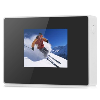 1.5 inches LCD Screen for Xiaomi Yi Sport DVAction Cameras &amp; Sport DV Accessories<br>1.5 inches LCD Screen for Xiaomi Yi Sport DV<br><br>Apply to Brand: XiaoMi<br>Compatible with: Xiaomi Yi<br>Accessory type: LCD Screen<br>For Activity: Universal<br>Product weight: 0.020 kg<br>Package weight: 0.05 kg<br>Product size (L x W x H): 5.9 x 4.1 x 1.1 cm / 2.32 x 1.61 x 0.43 inches<br>Package size (L x W x H): 7 x 6 x 3 cm / 2.75 x 2.36 x 1.18 inches<br>Package Contents: 1 x LCD Screen