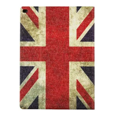 ФОТО UK Flag Pattern Protective Cover Case for iPad Pro with PU Material