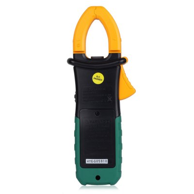 AIMOMETER MS2108 True RMS Digital Clamp MeterMultimeters &amp; Fitting<br>AIMOMETER MS2108 True RMS Digital Clamp Meter<br><br>Brand: AIMOMETER<br>Model: MS2108<br>Type: True RMS Digital Clamp Meter<br>Measurement Range: Voltage / Current / Capacitance / Frequency Tester<br>Certification: RoHS, CE<br>Product Weight: 0.346 kg<br>Package Weight: 0.532 kg<br>Product Size (L x W x H): 20.8 x 7.1 x 4.5 cm / 8.17 x 2.79 x 1.77 inches<br>Package Size (L x W x H): 23.8 x 11.1 x 6.1 cm / 9.35 x 4.36 x 2.40 inches<br>Package Contents: 1 x AIMOMETER MS2108 True RMS Digital Clamp Meter, 1 x Test Lead, 3 x AAA Battery, 1 x Cloth Bag, 1 x English Manual
