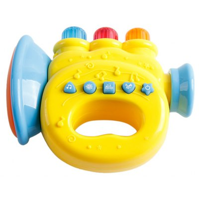 Gao Sheng Electronic Trumpet Toy for Children Christmas Present