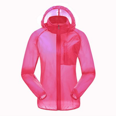 CHAOTA Unisex UV-resistant Skin WindbreakerOther Camping Gadgets<br>CHAOTA Unisex UV-resistant Skin Windbreaker<br><br>Brand: CHAOTA<br>Color: Yellow, Rose Red, Army Green, Pink<br>Material: 20D Nylon<br>Gender: Unisex<br>Size: XL, 3XL, 2XL, L<br>Best Use: Running, Fitness, Sports, Cycling, Leisures, Camping, Climbing<br>Product Weight: 0.090 kg<br>Package Weight: 0.140 kg<br>Package Size: 13 x 8 x 5 cm / 5.11 x 3.14 x 1.97 inches<br>Package Contents: 1 x CHAOTA UV-resistant Skin Windbreaker