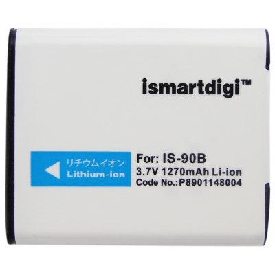 Ismartdigi IS-90B / Li-90B Camera Battery