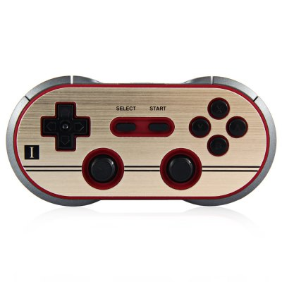 8Bitdo FC30 Pro Wireless Bluetooth Game ControllerGame Controllers<br>8Bitdo FC30 Pro Wireless Bluetooth Game Controller<br><br>Product weight   : 0.086 kg<br>Package weight   : 0.310 kg<br>Product size (L x W x H)  : 13 x 6.5 x 1.5 cm / 5.11 x 2.55 x 0.59 inches<br>Package size (L x W x H)  : 15.5 x 9.5 x 4.5 cm / 6.09 x 3.73 x 1.77 inches<br>Package Contents: 1 x 8Bitdo FC30 Wireless Bluetooth Pro Game Controller for iOS Android Gamepad, 1 x Ring Holder, 1 x FC Style USB Cable, 1 x FC 30th Anniversary Key Chain, 1 x Bilingual User Manual in English and Chi