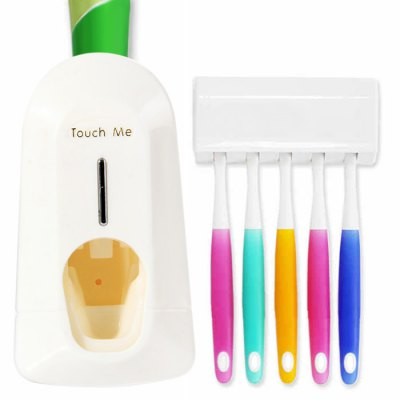 Automatic Household Toothpaste Squeezer Set