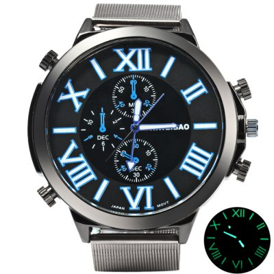 Shiweibao A3168 Male Quartz Watch