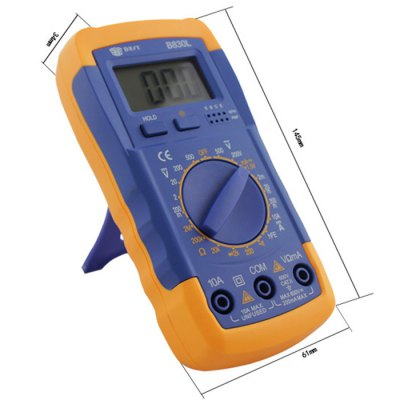 ФОТО BEST B830L LCD Digital Multimeter