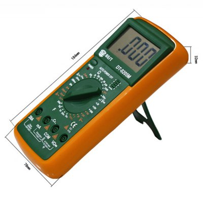 ФОТО BEST DT-9205M LCD Digital Multimeter