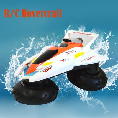 ZHILUN 6681 4CH 49MHz RC Hovercraft with Sea / Land / Snow Mode