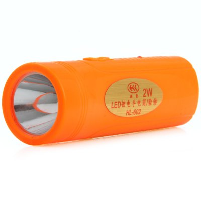 HL - 602 Rechargeable Currency Detection LED FlashlightLED Flashlights<br>HL - 602 Rechargeable Currency Detection LED Flashlight<br><br>Model: HL-602<br>Lamp Beads: Other<br>Beads Number: 2<br>Switch Location: Side Switch<br>Feature: Lightweight<br>Function: Night Riding, Household Use, EDC, Camping, Currency Detection, Walking, Hiking<br>Battery Type: Li-ion<br>Battery Quantity: Built-in 1800mAh li-ion battery<br>Mode: 2 (Purple; White)<br>Rechargeable: Yes<br>LED Lifespan: 100000h<br>Power Source: AC Charger<br>Power: 2W<br>Charger Input Voltage: AC 110-240V / 50-60Hz<br>Charger Output Voltage: 4.2V / 500mA<br>Reflector: Aluminum Smooth Reflector<br>Lens: Glass Lens<br>Body Material: Plastics<br>Available Light Color: White, Purple<br>Available Color: Green, Orange<br>Approximately: 40h (max)<br>Product weight: 0.070 kg<br>Package weight: 0.173 kg<br>Product size (L x W x H): 10 x 3 x 3 cm / 3.93 x 1.18 x 1.18 inches<br>Package size (L x W x H): 19 x 11 x 4 cm / 7.47 x 4.32 x 1.57 inches<br>Package Contents: 1 x LED Flashlight, 1 x Charger