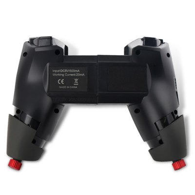 IPEGA PG-9055 Red Spider Stretchable Bluetooth GamepadGame Controllers<br>IPEGA PG-9055 Red Spider Stretchable Bluetooth Gamepad<br><br>Brand: IPEGA<br>Model: PG-9055<br>Functions: Bluetooth<br>Bluetooth Version: V3.0<br>Compatible with: Android TV, PC, Smartphone, Tablet PC, Android TV Box<br>Features: Charger, Other<br>Connection Type: Bluetooth<br>System Support: iOS, PC, Android<br>Battery Type: Built-in<br>Capacity : 300mAh<br>Power Supply: DC 5V / 500mA<br>Charge Way : USB charge<br>Working Time: 10 hours<br>Product Weight: 0.263 kg<br>Package Weight: 0.5 kg<br>Product Size: 5.5 x 13.5 x 17.5 cm / 2.16 x 5.31 x 6.88 inches<br>Package Size: 21 x 16 x 7 cm / 8.25 x 6.29 x 2.75 inches<br>Package Contents: 1 x IPEGA PG-9055 Red Spider Bluetooth Gamepad, 1 x USB Charge Cable, 1 x English User Guide