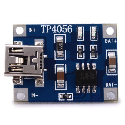 1A TP4056 Lithium Battery Charging Module DIY Accessories