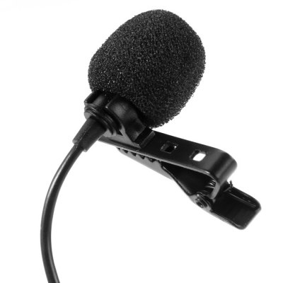 BOYA BY-LM20 Lavalier MicrophoneAction Cameras &amp; Sport DV Accessories<br>BOYA BY-LM20 Lavalier Microphone<br><br>Apply to Brand : Gopro<br>Compatible with : Gopro Hero 3, Gopro Hero 2, Gopro Hero 3 Plus<br>Accessory Type: Microphone, USB Cable<br>Product Weight : 0.025 kg<br>Package Weight : 0.074 kg<br>Package Size (L x W x H): 8.9 x 2.7 x 14 cm / 3.50 x 1.06 x 5.50 inches<br>Package Contents: 1 x BOYA BY-LM20 Lavalier Microphone, 1 x Mini USB Adapter