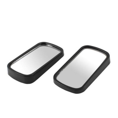 2Pcs Universal Car Blind Spot Mirror Rearview Wide Angle