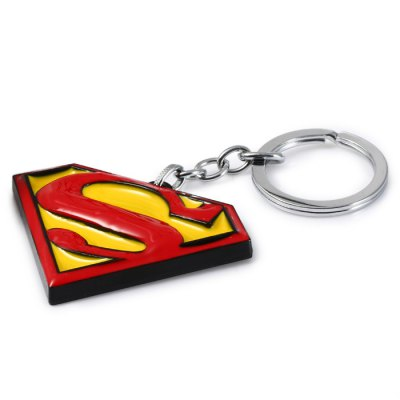 superman-mark-metal-key-chain