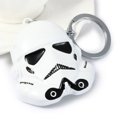 Stomtrooper Mask Style Key Chain