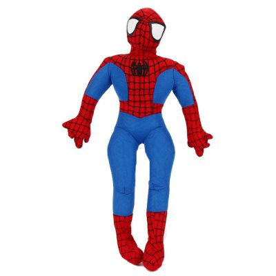 Spiderman Design Cute Plush Toy with Suction Cup Christmas Present