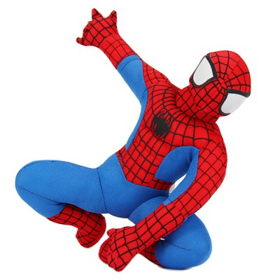 Spiderman Design Cute Plush Toy