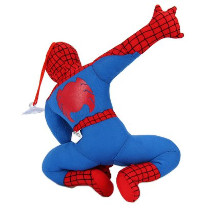 Spiderman Design Cute Plush Toy with Suction Cup Christmas PresentStuffed Cartoon Toys<br>Spiderman Design Cute Plush Toy with Suction Cup Christmas Present<br><br>Material: Plush<br>Age: All Age<br>Feature Type: European and American<br>Package Weight   : 0.140 kg<br>Package Size (L x W x H)  : 18 x 5 x 23 cm / 7.07 x 1.97 x 9.04 inches<br>Package Contents: 1 x Spiderman Plush Toy