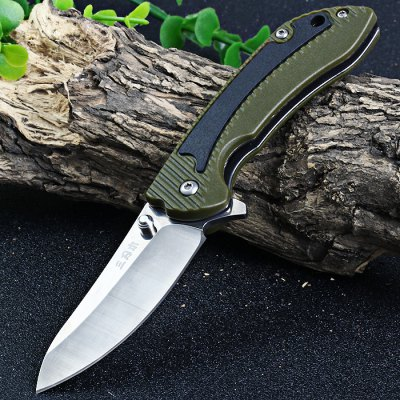 Sanrenmu 7105 SUX-PPH-T2 Folding Knife No Lock