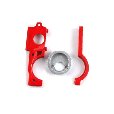 Extra Spare W12009 - 070 - 011 Motor Mount Set Fitting for Feiyue FY01 FY02 FY03 RC Car