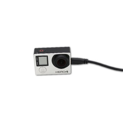 Plactical HDMI Micro HDMI Cable for Gopro Hero 2 / 3 / 4