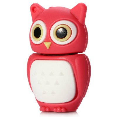 16GB USB 2.0 Flash Drive Owl TypeUSB Flash Drives<br>16GB USB 2.0 Flash Drive Owl Type<br><br>Capacity: 16G<br>Type: USB Stick<br>Features: Cartoon<br>Available Color: Brown, Water Red, Black, Blue<br>Style: Cartoon<br>Interface: USB 2.0<br>Operation system: Windows 7, Windows 8, Window Vista, Window XP / 2000 / ME<br>Product Weight: 0.012 kg<br>Package Weight: 0.062 kg<br>Product Size (L x W x H): 4.2 x 2.7 x 1.6 cm / 1.65 x 1.06 x 0.63 inches<br>Package Size (L x W x H): 6.2 x 4.7 x 2.6 cm / 2.44 x 1.85 x 1.02 inches<br>Package Contents: 1 x 16GB USB 2.0 Flash Drive Owl Type