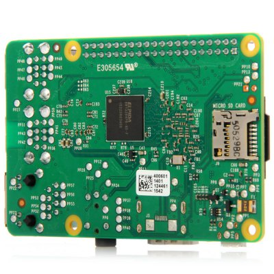 Raspberry Pi 2 Model B Board Broadcom BCM2836 900MHz ARM Cortex - A7 Support Windows 10 Ubuntu etc.