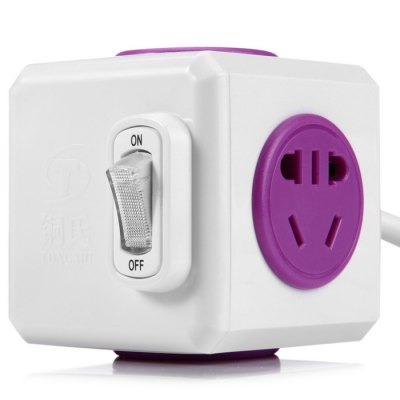 Multifunction Charger Socket Adapter