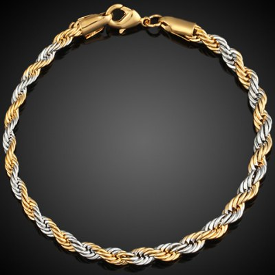 Characteristic Rope Chain Bracelet For Women