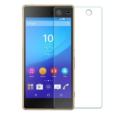 ASLING Tempered Glass Screen Film Protector for Sony Xperia M5
