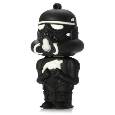 8GB Darth Vader Type USB 2.0 Flash DriveUSB Flash Drives<br>8GB Darth Vader Type USB 2.0 Flash Drive<br><br>Capacity: 8G<br>Type: USB Stick<br>Features: Cartoon<br>Available Color: Black<br>Style: Cartoon<br>Interface: USB 2.0<br>Operation system: Windows 7, Windows 8, Window Vista, Window XP / 2000 / ME<br>Product Weight: 0.025 kg<br>Package Weight: 0.050 kg<br>Product Size (L x W x H): 6 x 3.3 x 2.9 cm / 2.36 x 1.30 x 1.14 inches<br>Package Size (L x W x H): 8 x 5.3 x 3.9 cm / 3.14 x 2.08 x 1.53 inches<br>Package Contents: 1 x 8GB Darth Vader Type USB 2.0 Flash Disk