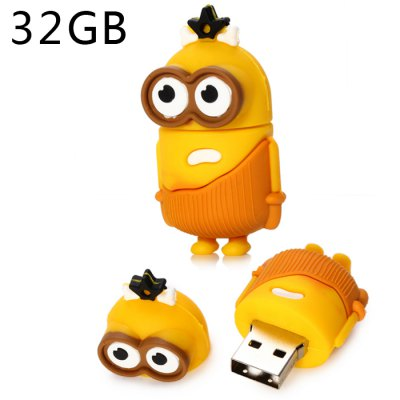 Big Eyes Bee-do Type 32GB USB 2.0 Stick