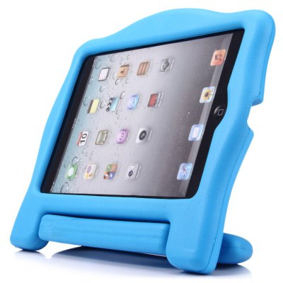 Honeycomb Style EVA Foam Handle Case for iPad Mini with StandiPad Cases/Covers<br>Honeycomb Style EVA Foam Handle Case for iPad Mini with Stand<br><br>Compatible for Apple: iPad Mini<br>Features: Cases with Stand, Back Cover<br>Material: EVA Foam<br>Style: Special Design<br>Color: Blue, Green<br>Product weight : 0.217 kg<br>Package weight : 0.248 kg<br>Product size (L x W x H): 23.8 x 23.8 x 2.2 cm / 9.35 x 9.35 x 0.86 inches<br>Package size (L x W x H) : 23.9 x 23.9 x 2.3 cm / 9.39 x 9.39 x 0.90 inches<br>Package Contents: 1 x Case