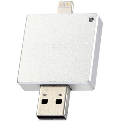 2 in 1 32GB USB 2.0 i-Flash Drive for iPhone