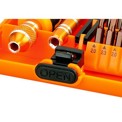 Jakemy JM-8106 38 in 1 Screwdriver Set