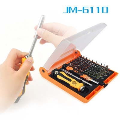 Jakemy JM-6110 72 in 1 Screwdriver Set
