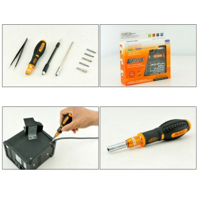Jakemy JM-8127 53 in 1 Screwdriver Set