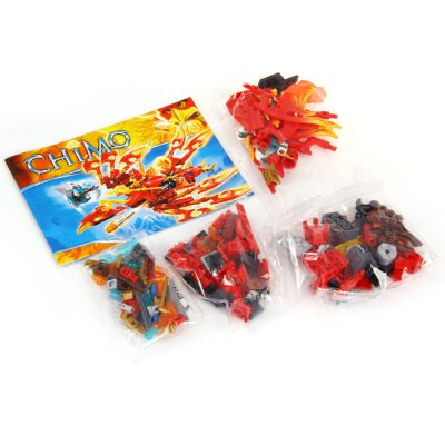 BELA 10351 Block Flinx / Voom Voom Christmas Gift 172Pcs / SetModel &amp; Building Toys<br>BELA 10351 Block Flinx / Voom Voom Christmas Gift 172Pcs / Set<br><br>Product Model: 10351<br>Type: Building Blocks<br>Age: 6 Years+<br>Material: Plastic<br>Design Style: Cartoon<br>Features: Educational<br>Puzzle Style: 3D Puzzle<br>Small Parts : Yes<br>Washing : Yes<br>Applicable gender: Unisex<br>Package Weight   : 0.29 kg<br>Package Size (L x W x H)  : 27 x 19.5 x 6.5 cm / 10.61 x 7.66 x 2.55 inches<br>Package Contents: 172 x Block, 1 x English Manual