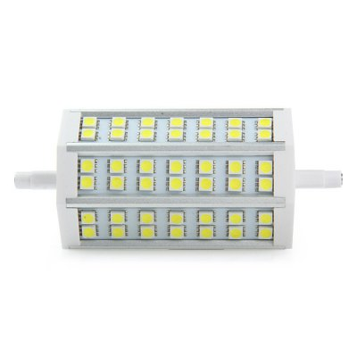 SZFC R7S SMD 5050 10W 960LM LED Horizontal Plug LightLED Light Bulbs<br>SZFC R7S SMD 5050 10W 960LM LED Horizontal Plug Light<br><br>Brand : SZFC<br>Holder: R7S<br>Type: Horizontal Plug Lamp<br>Output Power: 10W<br>Emitter Types: SMD 5050<br>Total Emitters: 42<br>Luminous Flux: 960Lm<br>CCT/Wavelength: 6000K, 3000K<br>Voltage (V): AC 85-265/50-60Hz<br>Features: Low Power Consumption, Long Life Expectancy, 80% Brightness<br>Function: Commercial Lighting, Home Lighting, Studio and Exhibition Lighting<br>Available Light Color: Warm White, White<br>Product Weight: 0.085 kg<br>Package Weight: 0.123 kg<br>Product Size (L x W x H): 12 x 5 x 3 cm / 4.72 x 1.97 x 1.18 inches<br>Package Size (L x W x H): 13 x 6 x 4 cm / 5.11 x 2.36 x 1.57 inches<br>Package Contents: 1 x SZFC LED Horizontal Plug Lamp