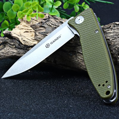 Ganzo G728-OR Liner Lock Folding Pocket KnifePocket Knives and Folding Knives<br>Ganzo G728-OR Liner Lock Folding Pocket Knife<br><br>Brand: Ganzo<br>Model Number: G728-GR<br>Lock Type: Liner Lock<br>Blade Edge Type: Fine<br>For: Travel, Home use, Collecting, Mountaineering, Camping, Adventure, Hiking<br>Color: Orange, Black, Green<br>Blade Material: Stainless steel<br>Fold Length: 11.0 cm<br>Unfold Length: 20.3 cm<br>Clip Length: 5.0 cm<br>Blade Length: 8.8 cm<br>Blade Width : 2.2 cm<br>Product weight   : 0.127 kg<br>Package weight   : 0.190 kg<br>Product size (L x W x H)   : 11.0 x 3.9 x 1.7 cm / 4.32 x 1.53 x 0.67 inches<br>Package size (L x W x H)  : 14.5 x 6.2 x 4.0 cm / 5.70 x 2.44 x 1.57 inches<br>Package contents: 1 x Ganzo G728-OR Pocket Knife, 1 x Storage Pouch