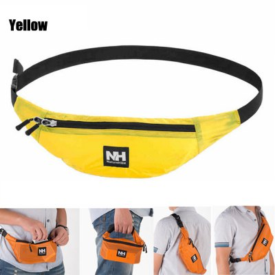Naturehike 3L Unisex Close Fitting Waist Bag